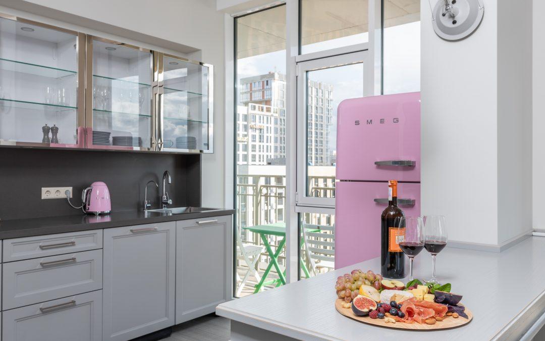Retro koelkast: modern in een vintage jasje